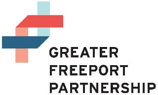 Greater Freeport Partnership logo