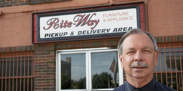 Cal Wescott, Owner of Rite-Way