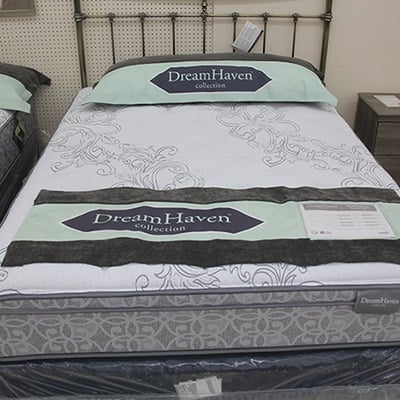 DreamHaven full-sized mattress